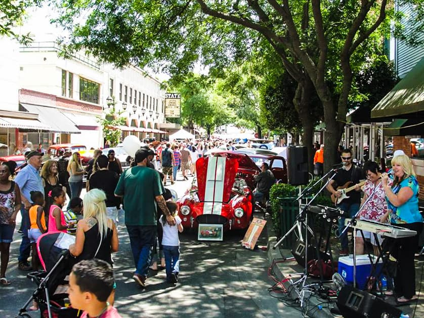 downtown oroville feather fiesta days 10 1